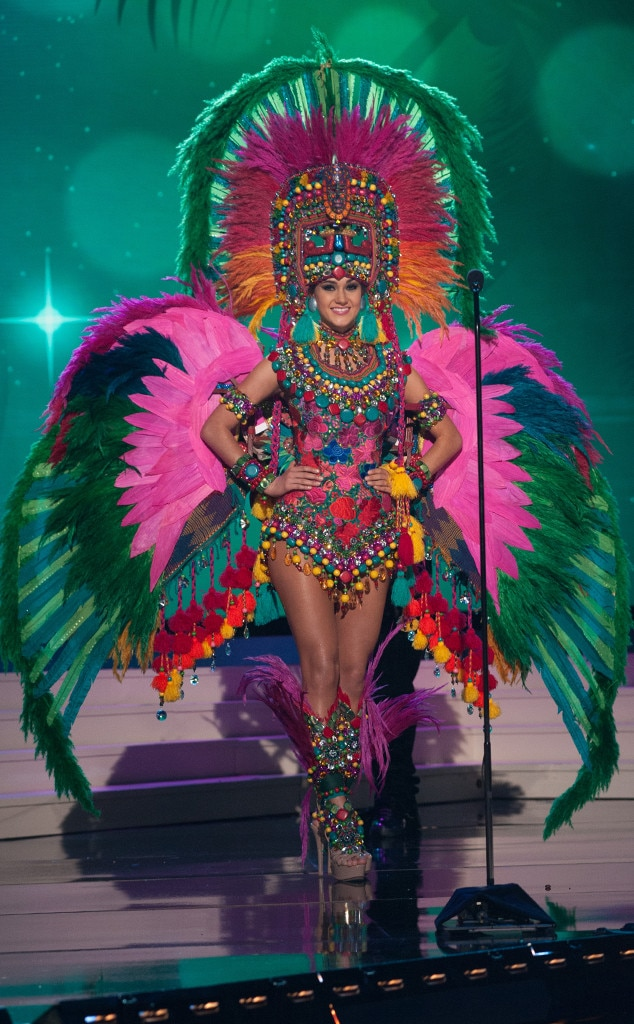 Miss Guatemala From 2014 Miss Universe National Costume