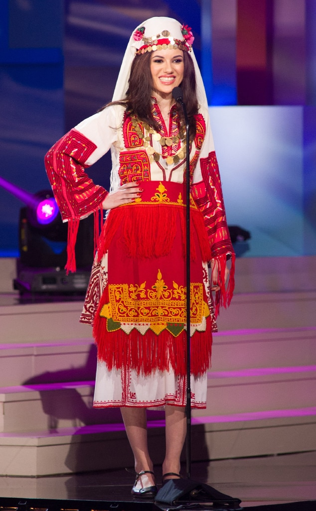 Miss Bulgaria From 2014 Miss Universe National Costume