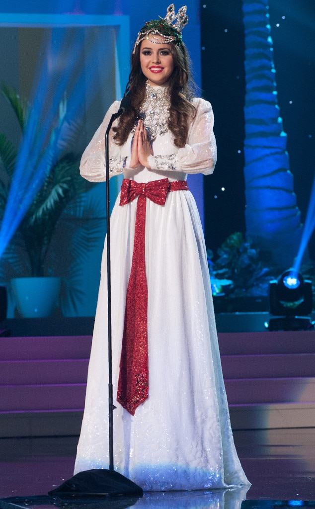 Miss Sweden From 2014 Miss Universe National Costume Show