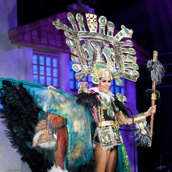 Miss Peru From 2014 Miss Universe National Costume Show