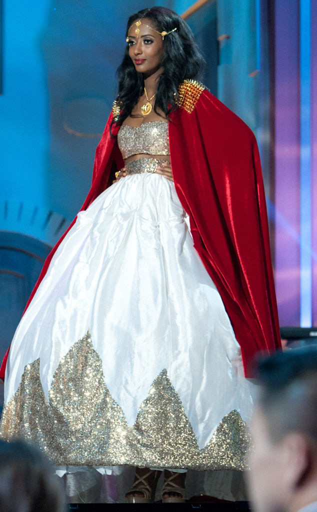 miss ethiopia from 2014 miss universe national costume
