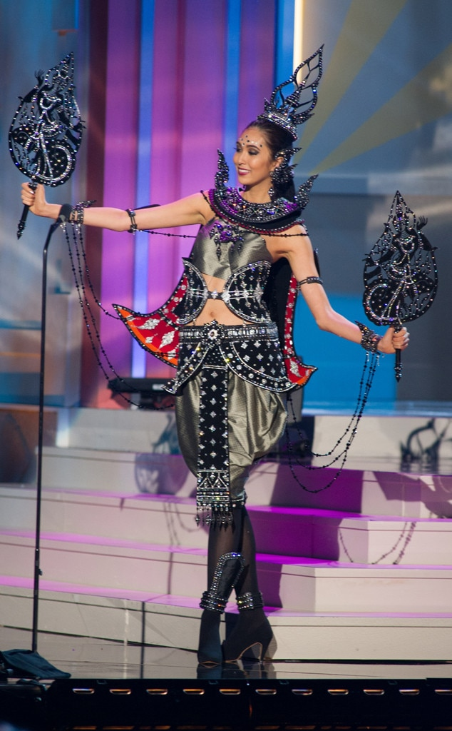 Miss Thailand From 2014 Miss Universe National Costume