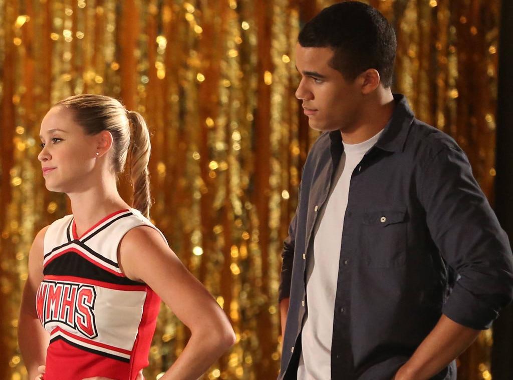 Becca Tobin, Jacob Artist, Glee