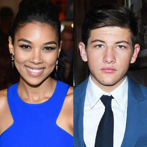 Alexandra Shipp, Tye Sheridan, X-Men Cast