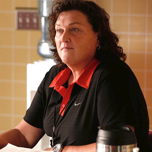 Dot-Marie Jones, Glee