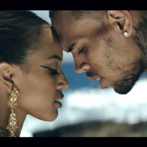 Chris Brown, Karrueche Tran, Music Video