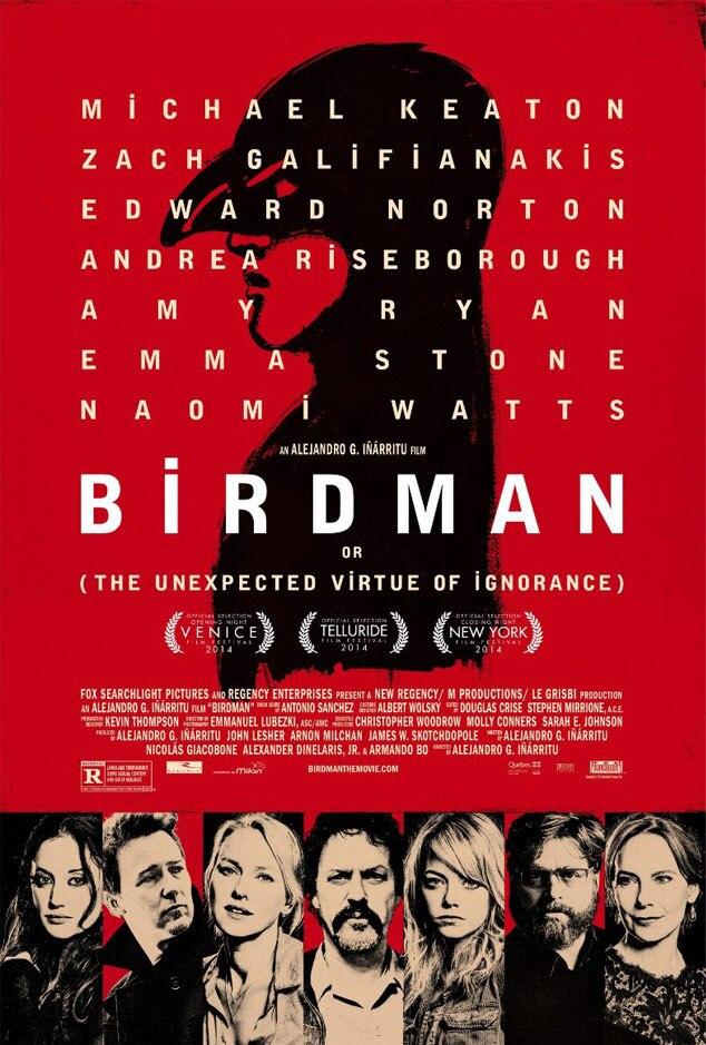 Movie Runway Dresses, Birdman