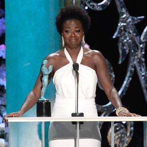 Viola Davis, SAG Awards, Winner