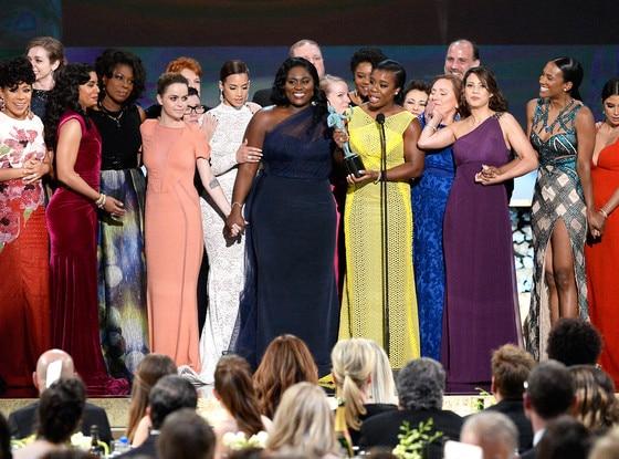 Cast of Orange is the New Black, SAG Awards, Winner