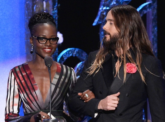 Lupita Nyong'o, Jared Leto, SAG Awards
