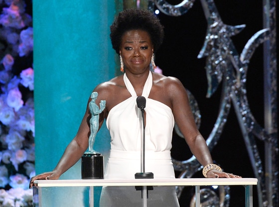 Viola Davis, SAG Awards, Winner