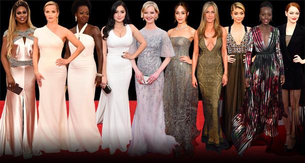 SAG Awards Red Carpet