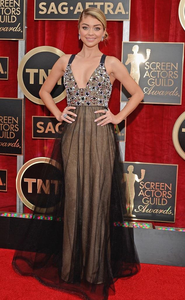 Sarah Hyland, SAG Awards