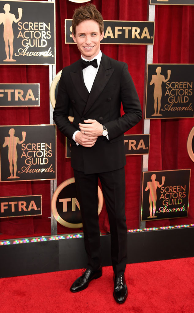 Eddie Redmayne, SAG Awards