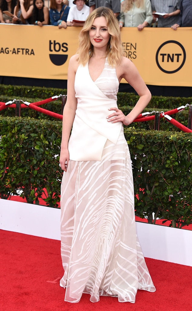 Laura Carmichael, SAG Awards