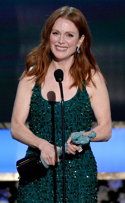 Julianne Moore, SAG Awards, Winner