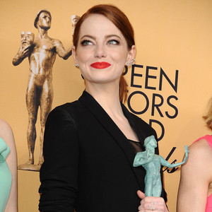 Emma Stone, SAG Awards