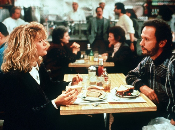 Billy Crystal, Meg Ryan, When Harry Met Sally