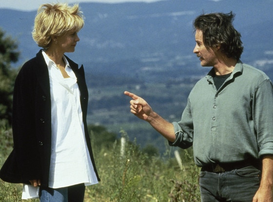 Meg Ryan, Kevin Klein, French Kiss