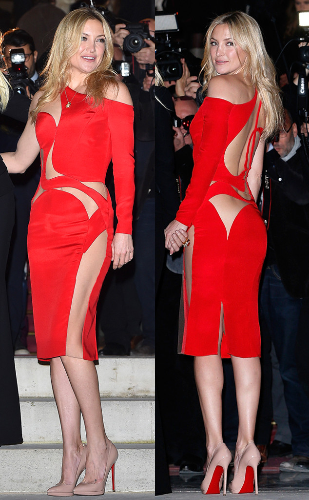 Kate Hudson, Paris Fashion Week
