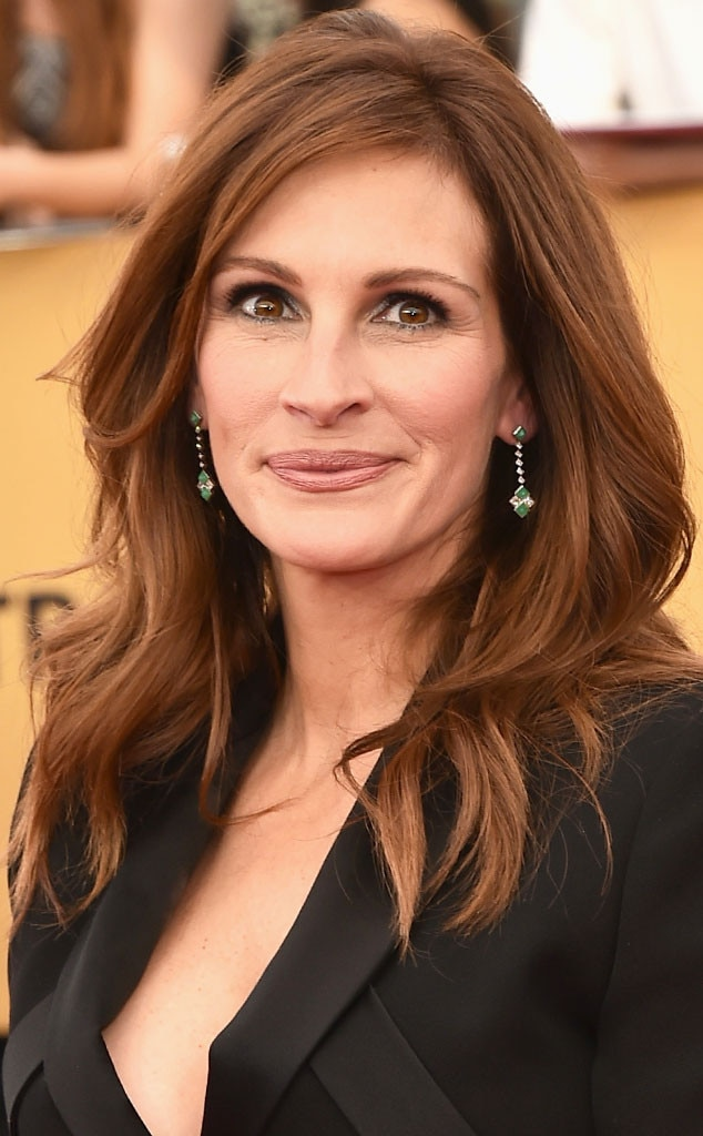 Julia Roberts, SAG Awards, Get the Look, Hair, Makeup