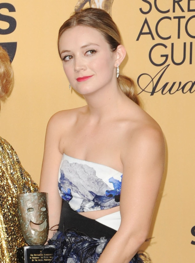 Billie Lourd, SAG Awards