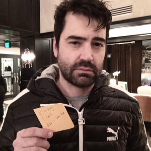Ron Livingston, Berger, Sex and the City, Twitter