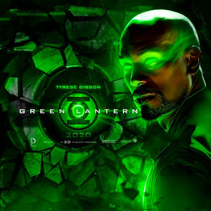 Tyrese Gibson, Green Lantern, Instagram