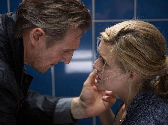 Maggie Grace, Liam Neeson