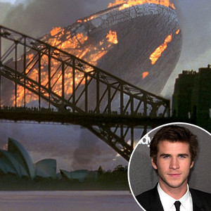 Liam Hemsworth, Independence Day