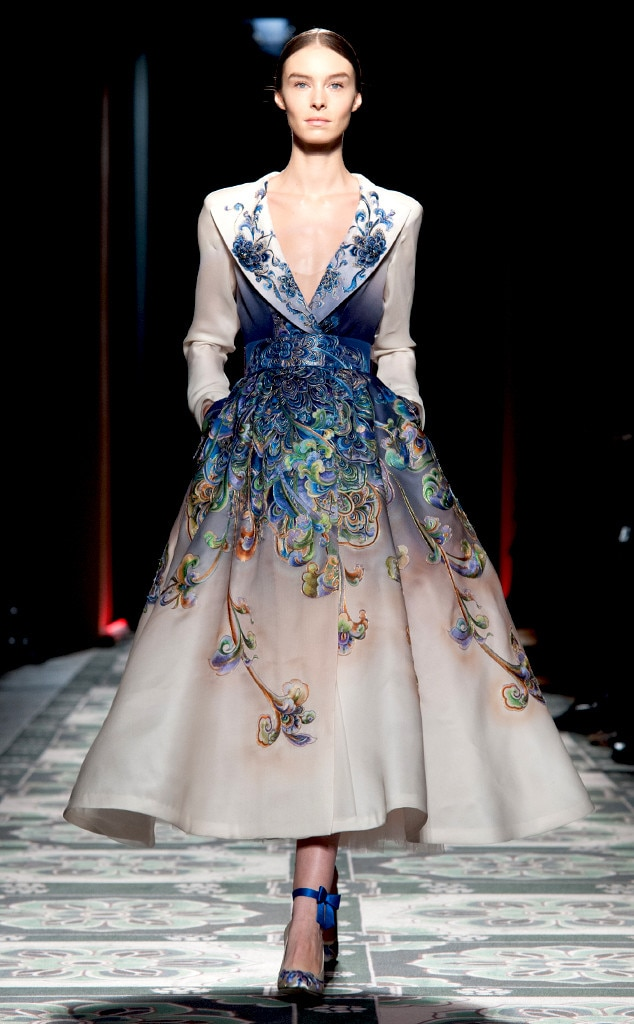 Laurence xu from paris haute couture week best looks e for High fashion couture dresses