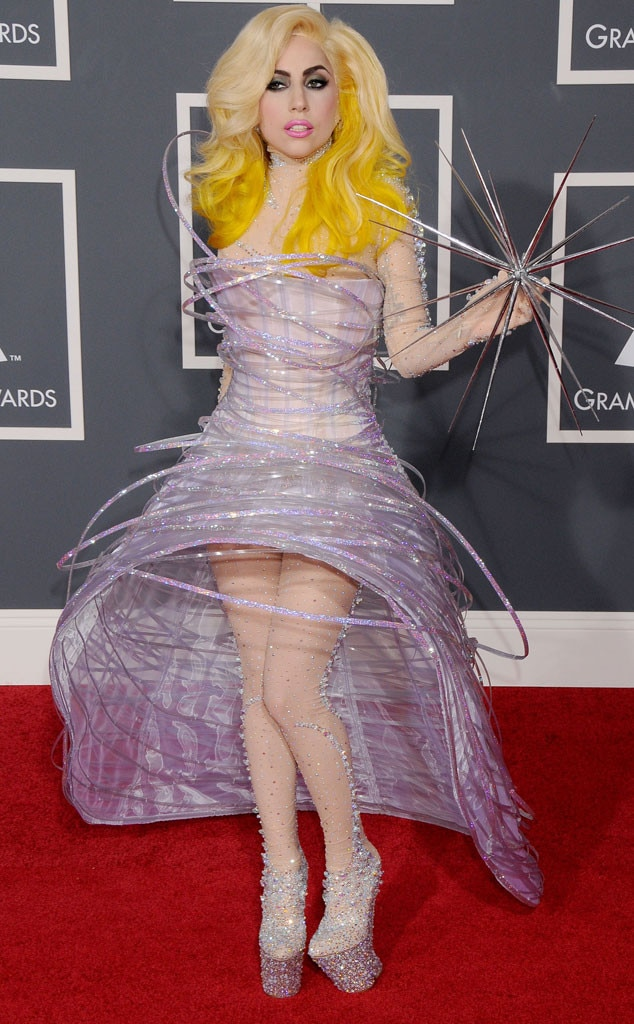 Grammys Throwback, Lady Gaga 2010