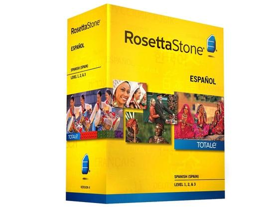 Rosetta Stone, Spanish