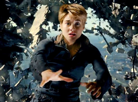 Insurgent, Shailene Woodley