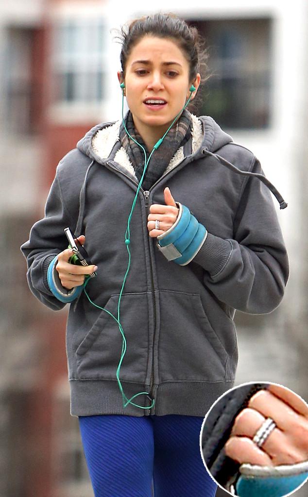 Nikki Reed, Engagement Ring