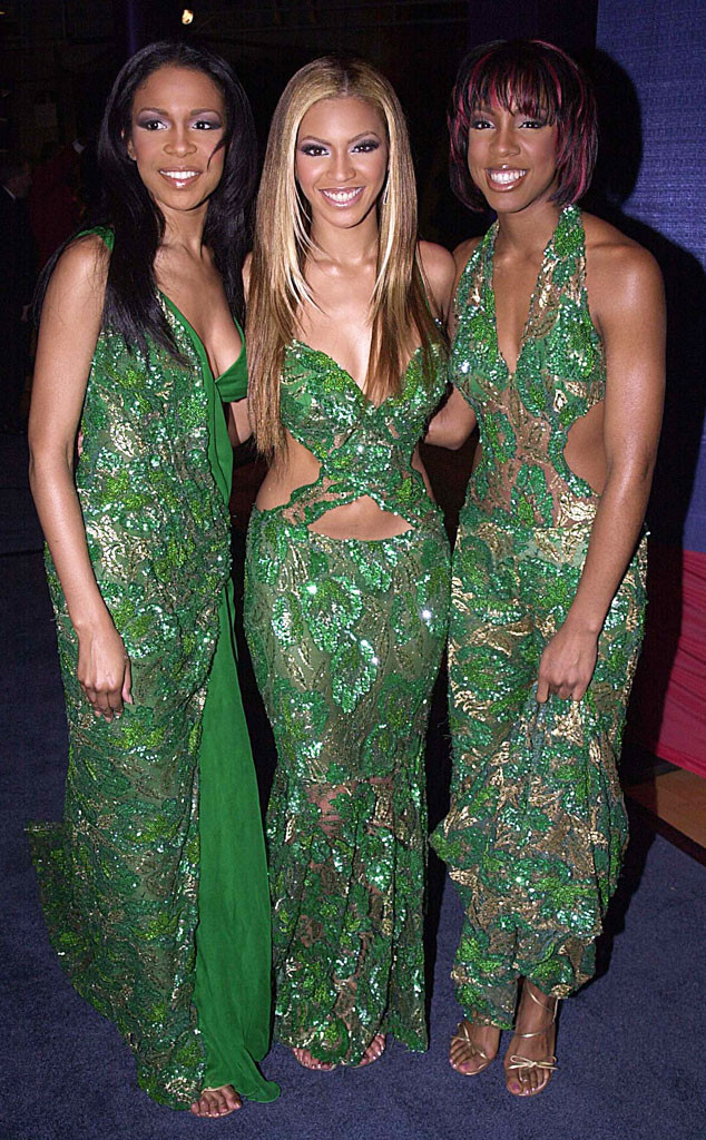 Destiny's Child, Grammys Worst Dressed
