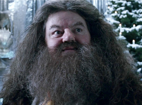 hagrid hospitalized harry potter actor robbie coltrane