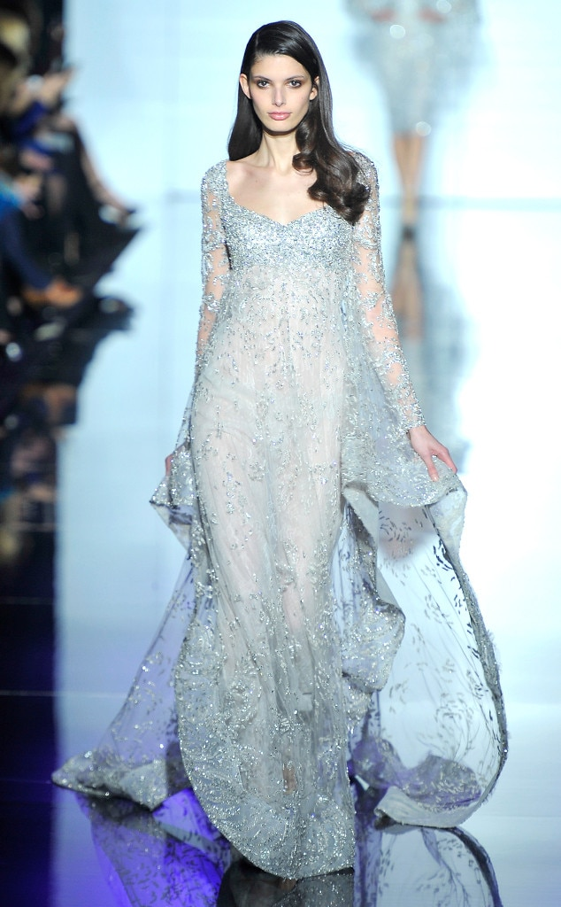 Zuhair murad from paris haute couture week best looks e for Designer haute couture dresses
