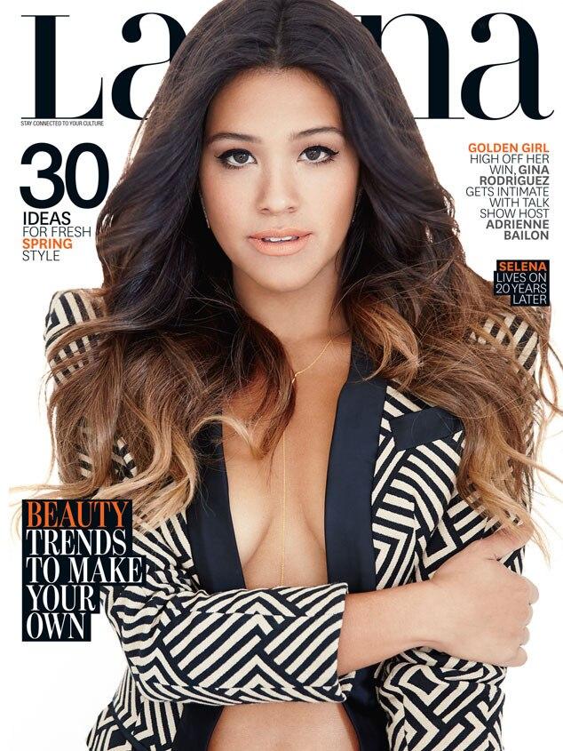 Gina Rodriguez, Latina Magazine