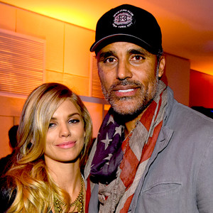 AnnaLynne McCord, Rick Fox