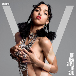 FKA Twigs, V Magazine