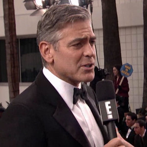 George Clooney, Red Carpet