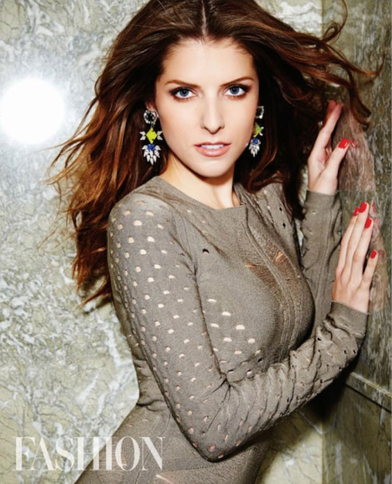 Anna Kendrick, FASHION Magazine