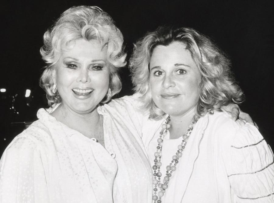Zsa Zsa Gabor, Francesca Hilton
