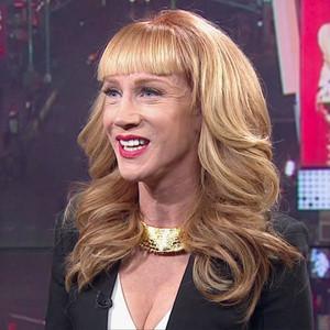 Kathy Griffin, E! News