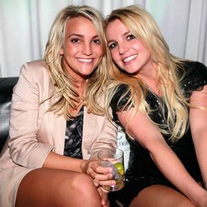 Britney Spears, Jamie Lynn Spears, Celeb Sisters