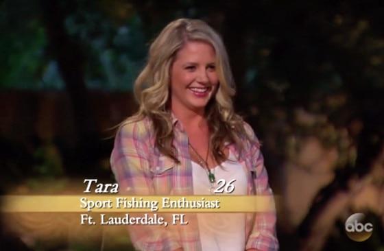 The Bachelor, Tara