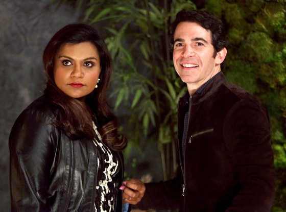 The Mindy Project, Mindy Kaling, Chris Messina