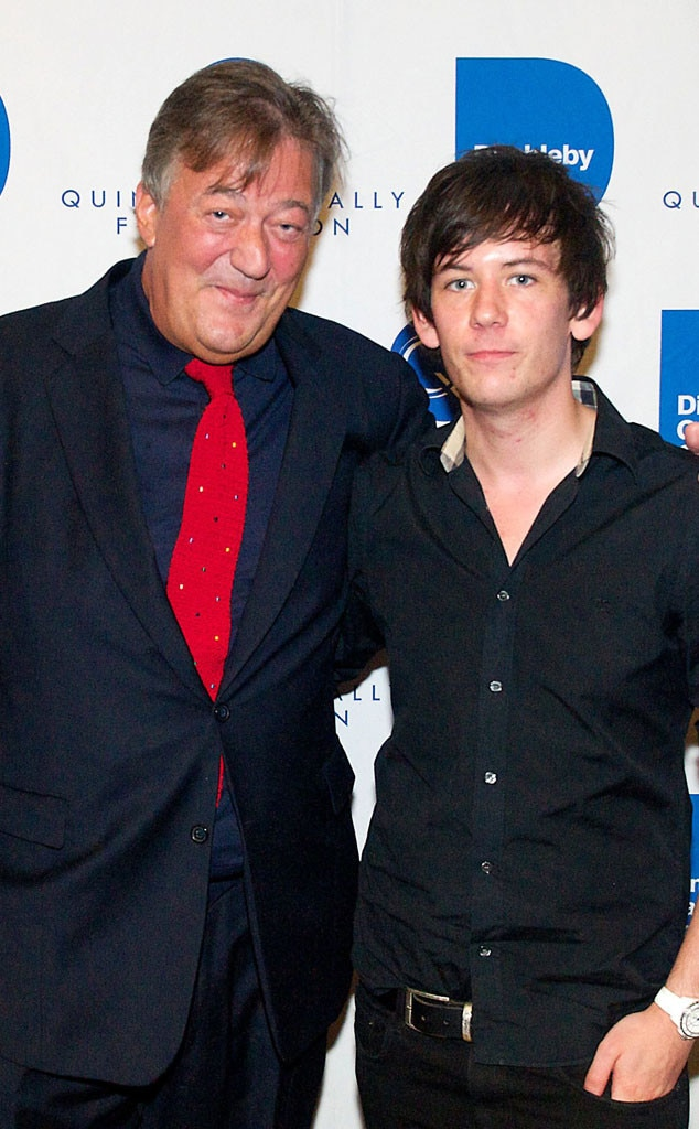 Stephen Fry, Elliott Spencer