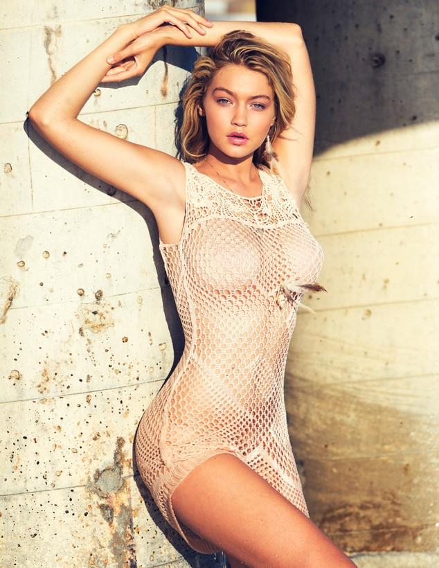 Gigi Hadid, Guess